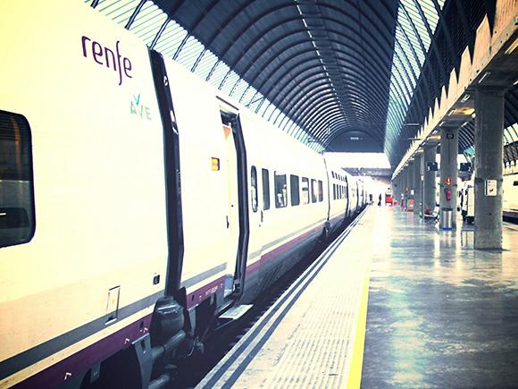 En 3 años los trenes AVE de Córdoba registran un 9% más de usuarios
