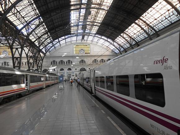 Los trenes AVE Madrid Barcelona han cumplido 10 años este febrero 2018