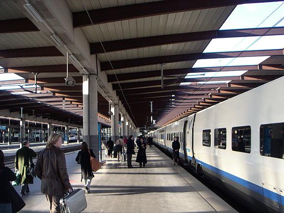 Los viajes de negocios en trenes AVE aumentaron en 2017