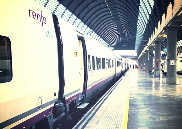 Viajar a Madrid o a Barcelona este 2018 en trenes AVE