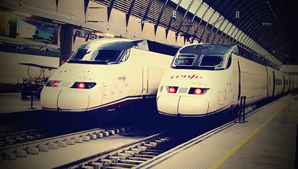 Promoción de trenes AVE para las vacaciones de verano 2018