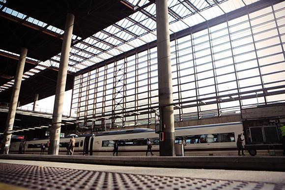 Los usuarios de trenes AVE aumentaron en enero 2019