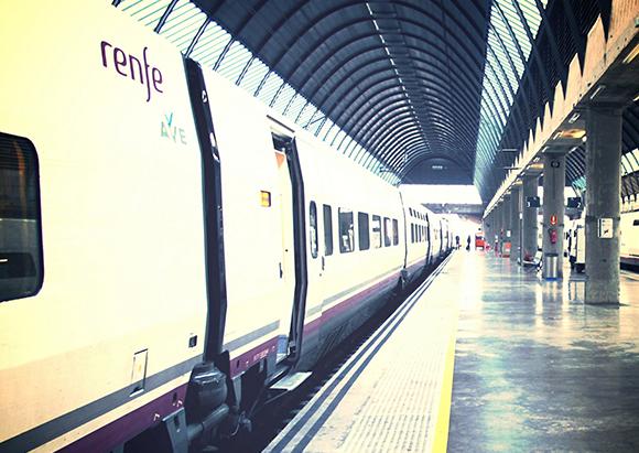 Trenes AVE referente europeo y mundial en 2019