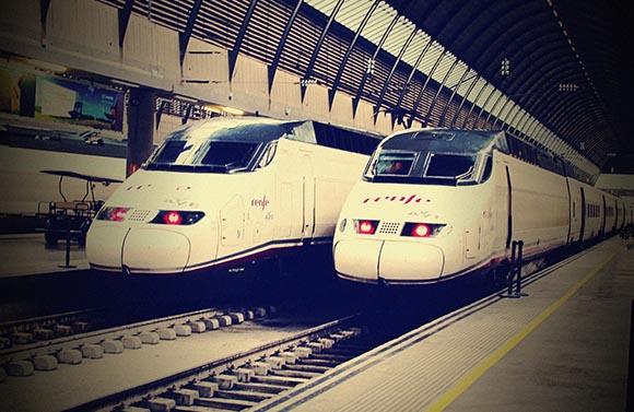 Proyecto en las líneas AVE Madrid Levante y Barcelona 2019