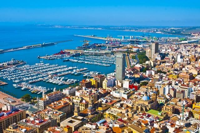 Vuelos Alicante