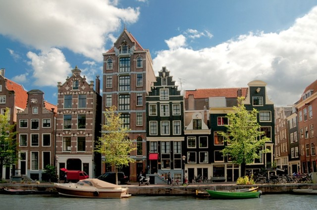 Vuelos Ámsterdam