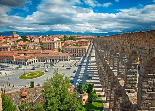Autobuses Segovia