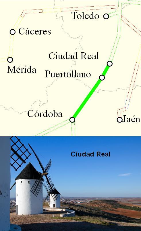 AVE Cordoba Ciudad Real