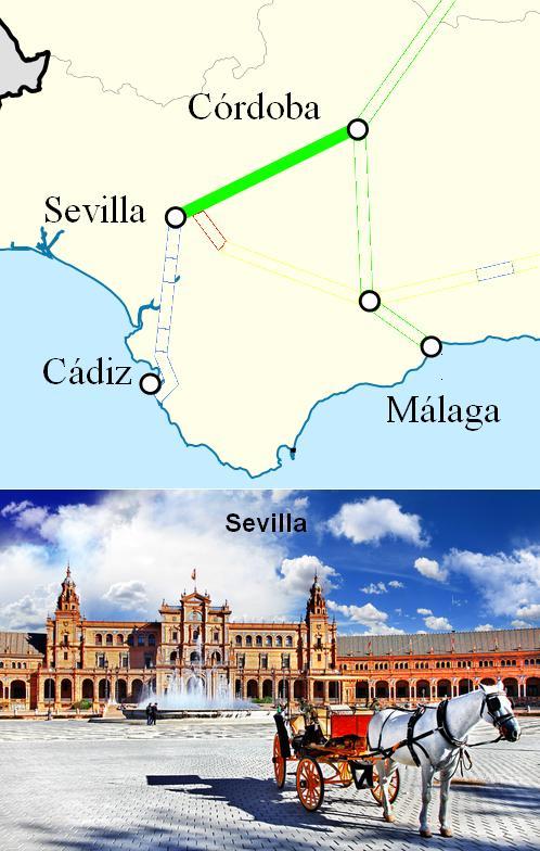 AVE Cordoba Sevilla