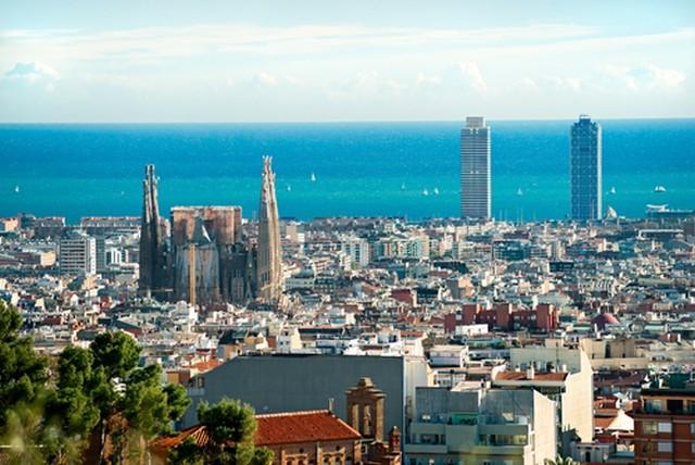 Vuelos Barcelona
