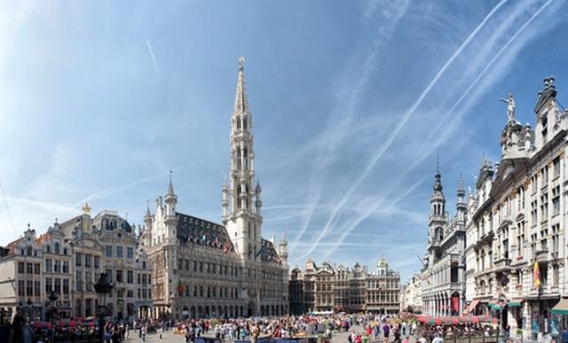 Vuelos Bruselas