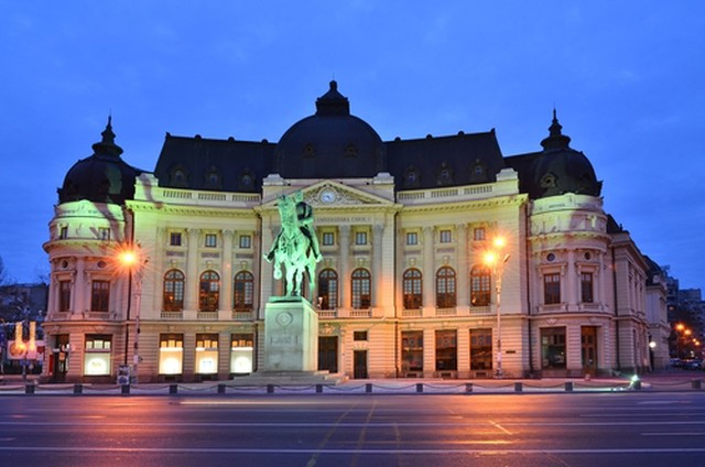 Vuelos Bucarest