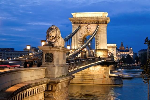 Vuelos Budapest
