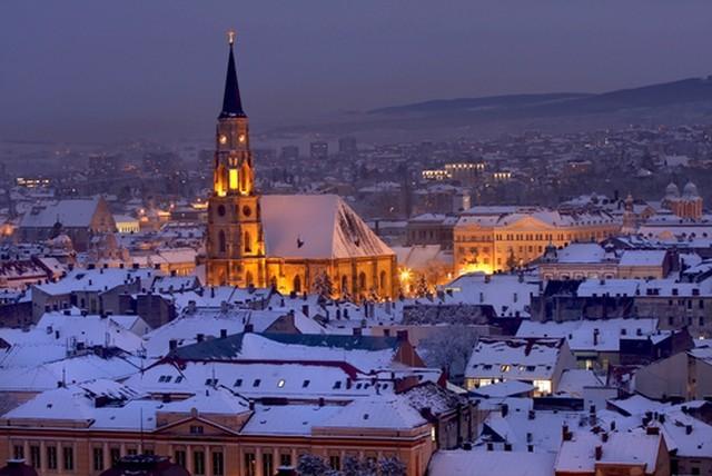 Vuelos Cluj - Napoca