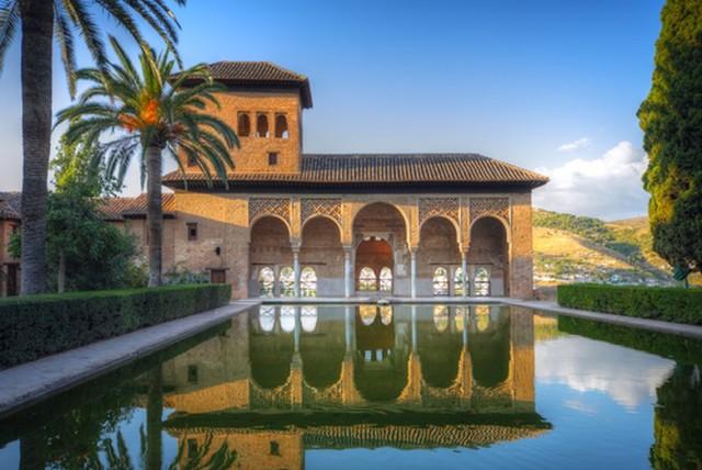 Vuelos Granada