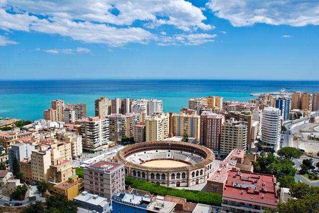 Vuelos Málaga