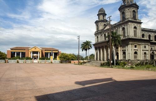 Vuelos Managua