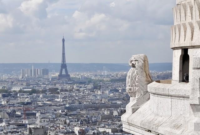 Vuelos París