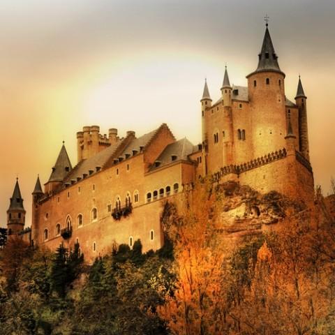 Trenes Segovia