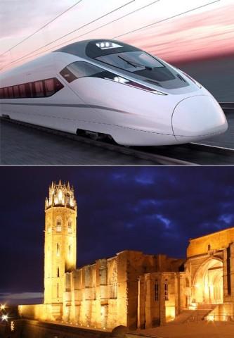 AVE Lleida