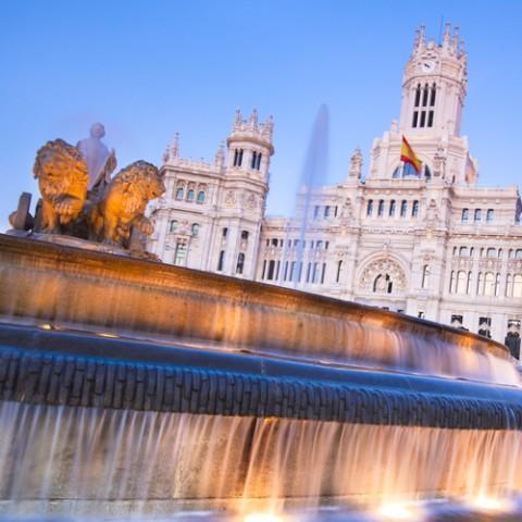 Trenes Madrid Chamartin