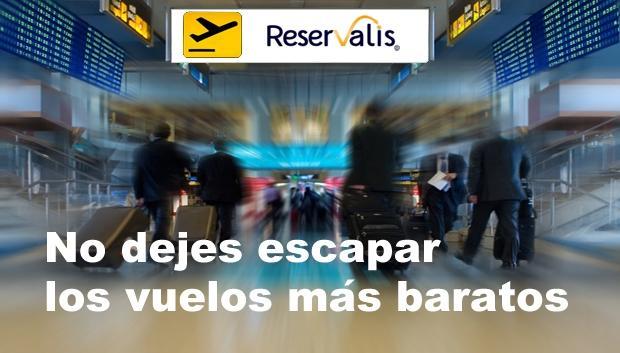 Vuelos Madrid