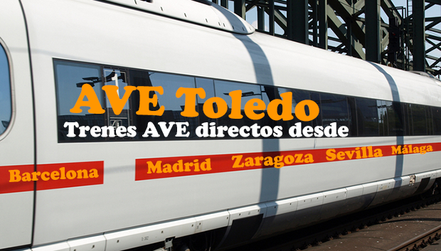 Ave Madrid Toledo