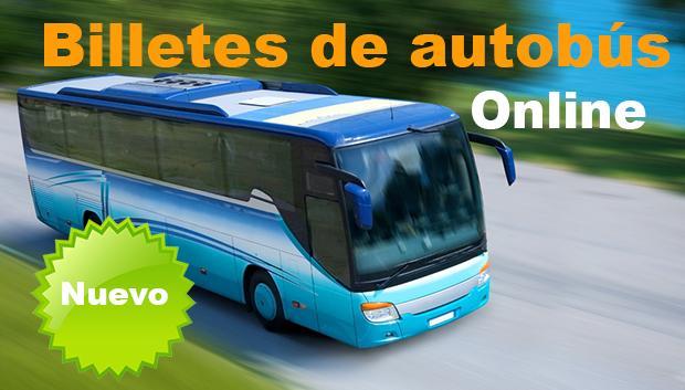venta billetes autobus: